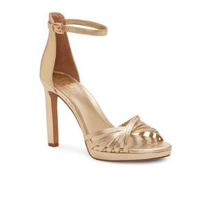 Vince Camuto   Stiletto Heel Ankle-Strap